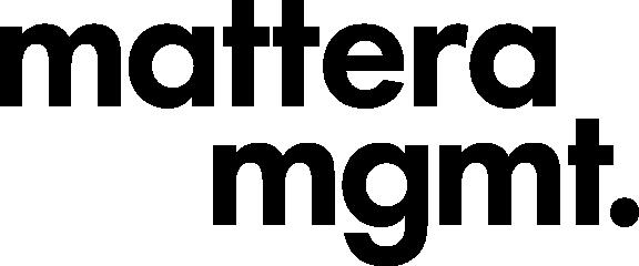 Mattera Management Logo Dark