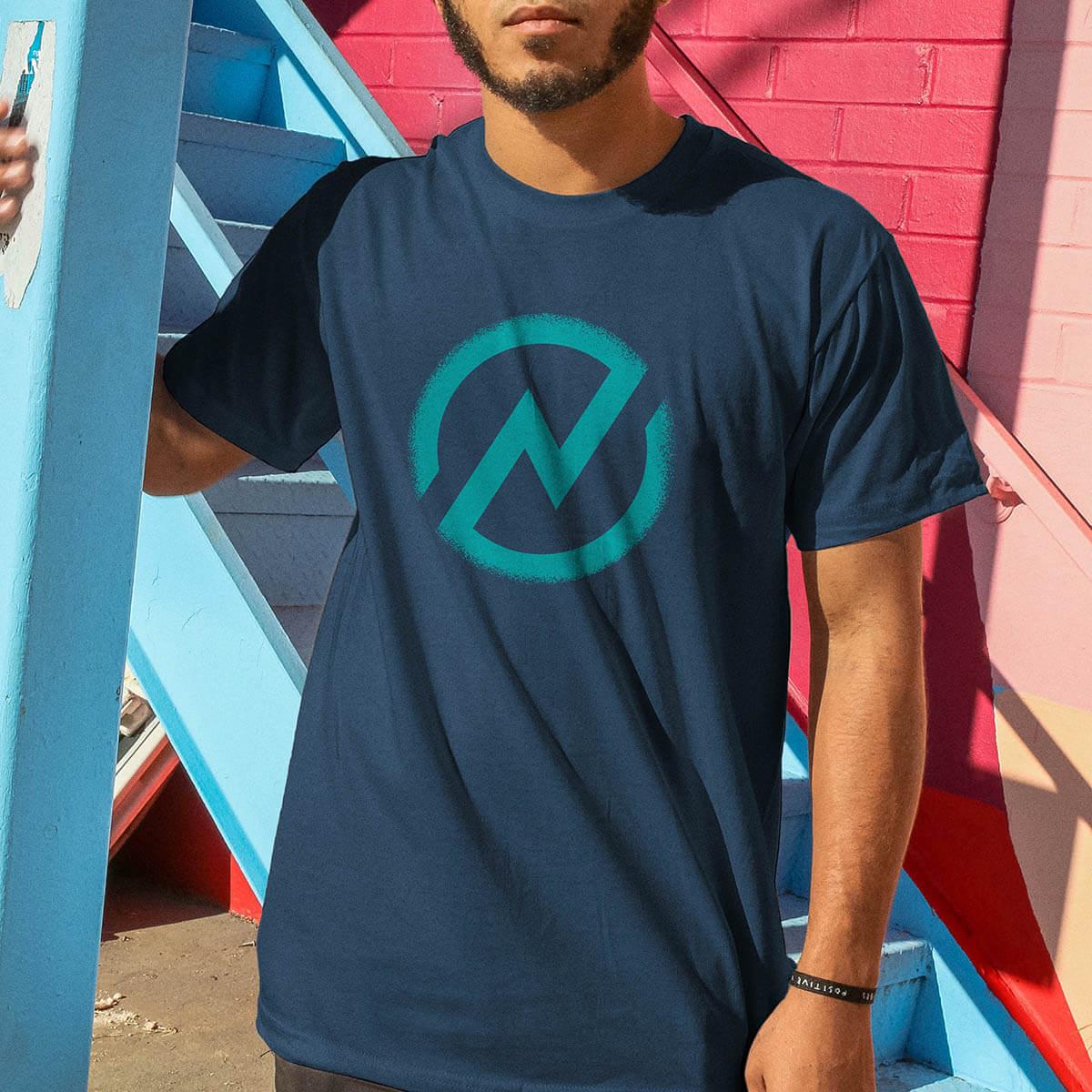 Nicky Cruz Outreach Logo T-Shirt